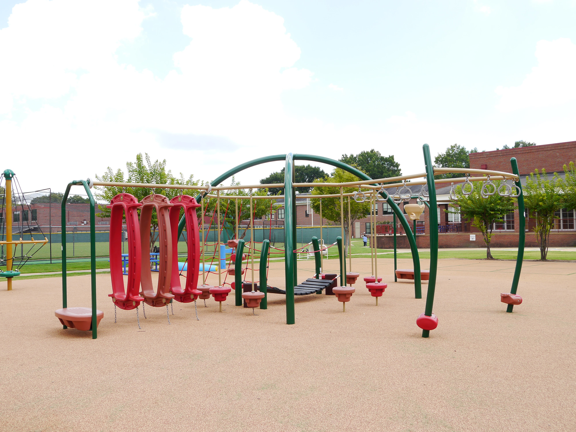 St. Agnes & St. Dominic Academy School Playground